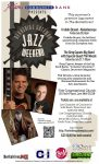 2013 Jazz Weekend poster