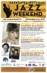 2012 Jazz Weekend poster